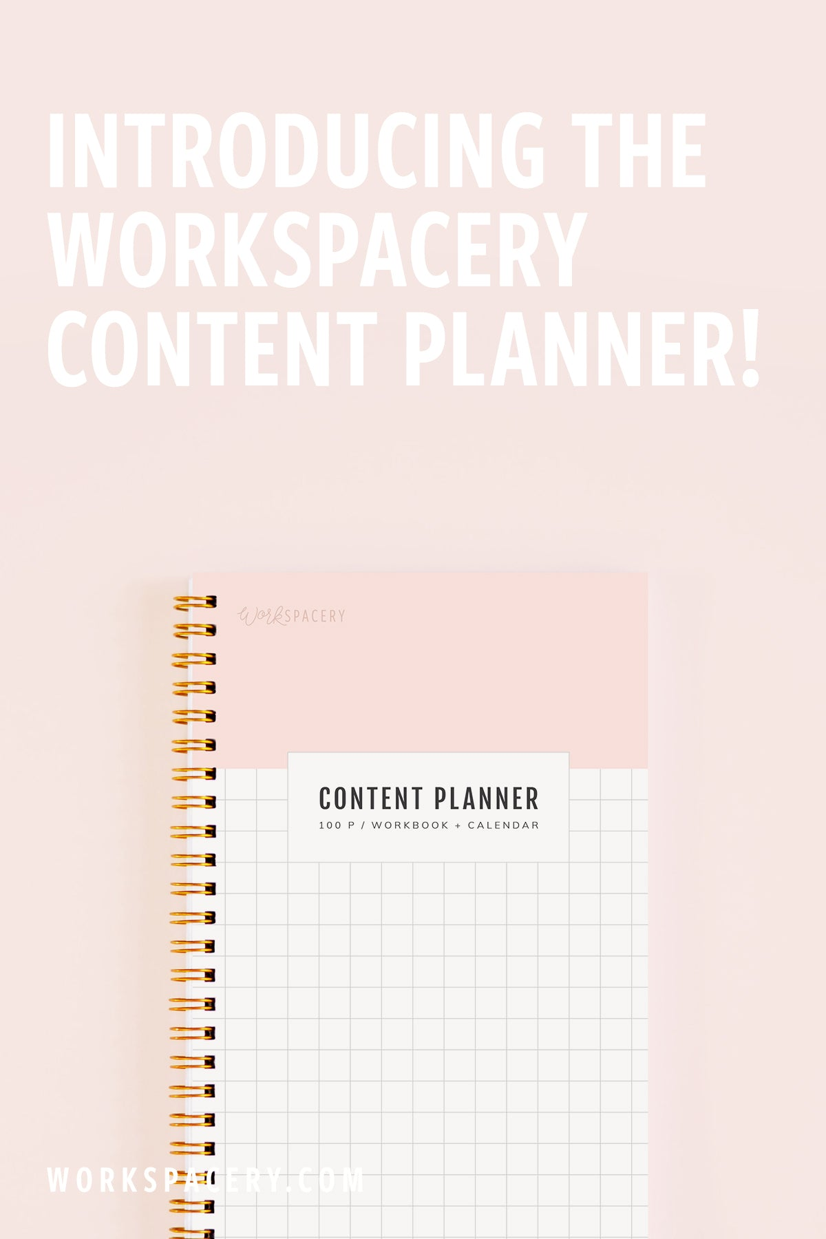 Introducing the Workspacery Content Planner