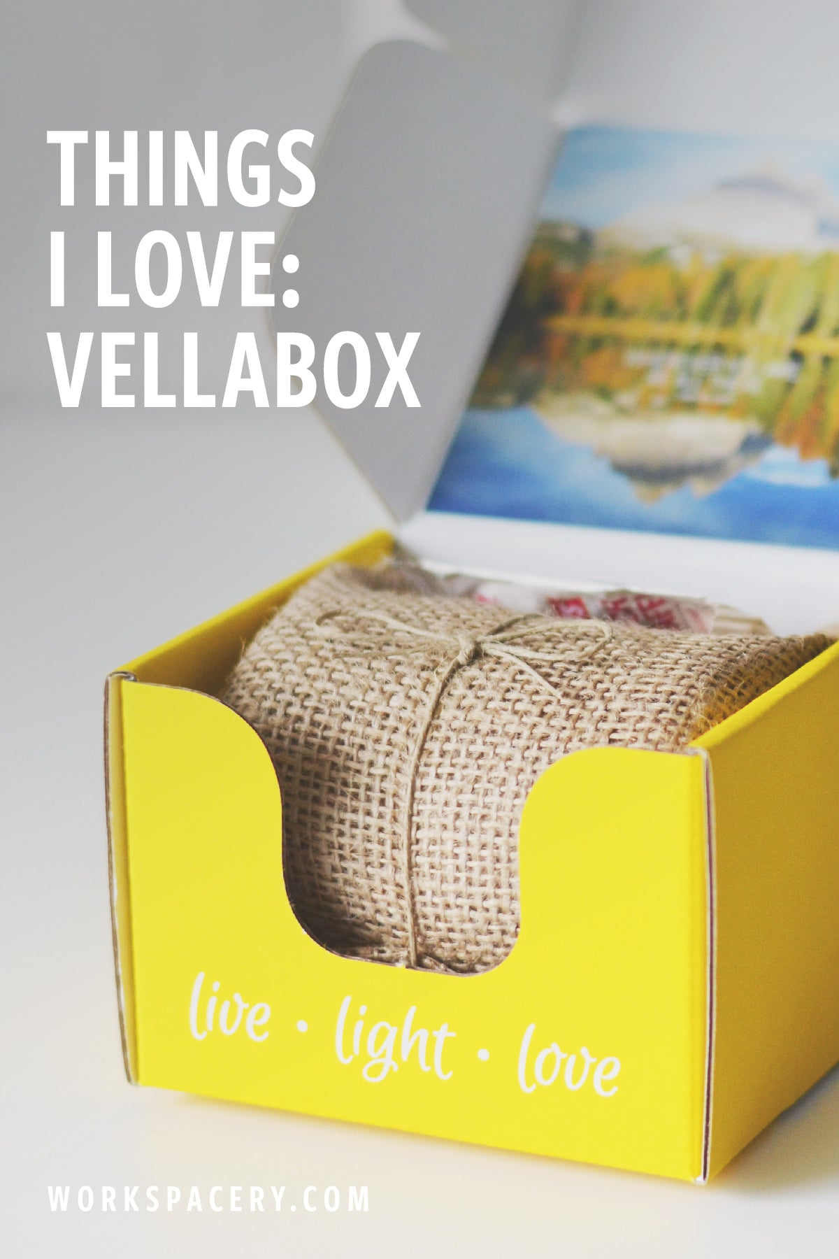 Vellabox Candle Subscription