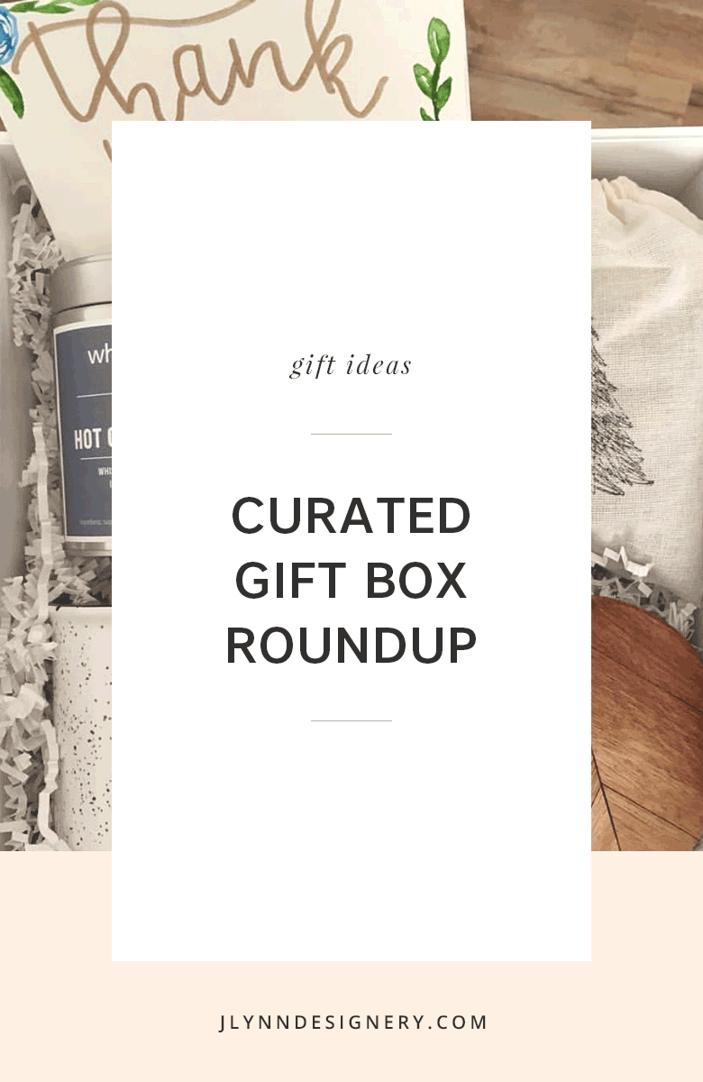 J.Lynn Designery Curated Gift Box Roundup