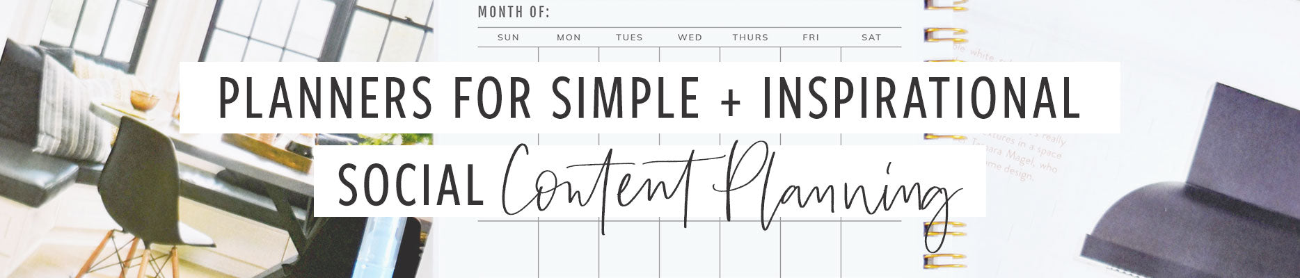 Workspacery Content Planners