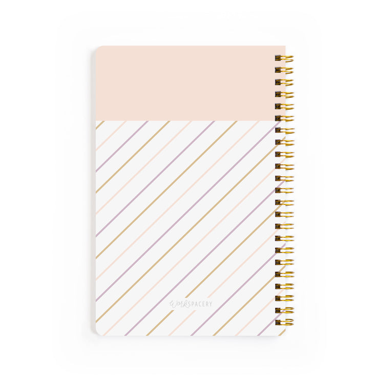 Dream Life Design Workbook - Sorbet
