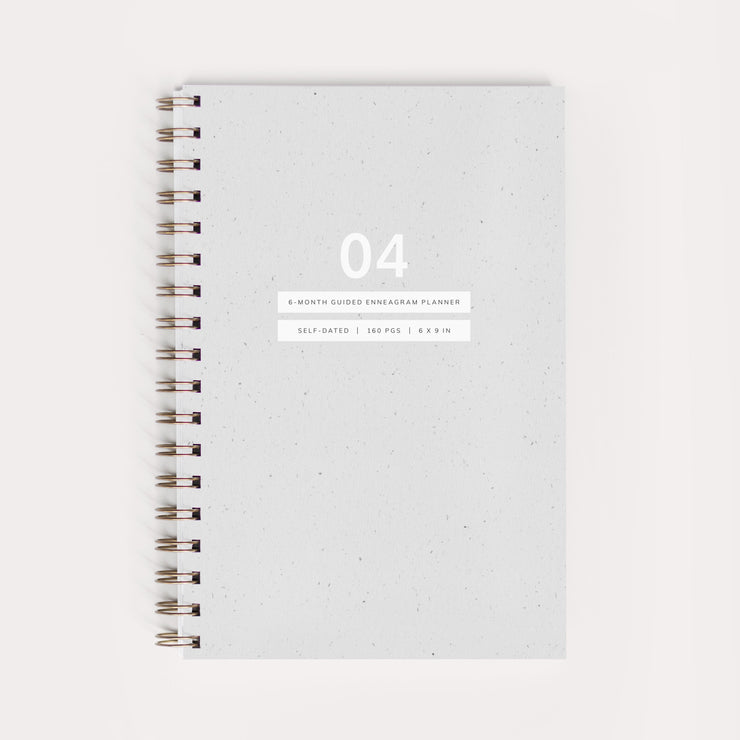 Guided Enneagram Planner - Type 04