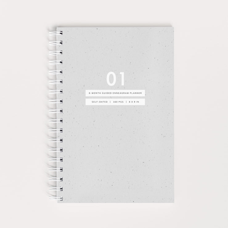 Guided Enneagram Planner - Type 01