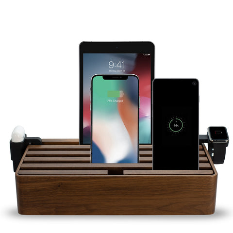 ALLDOCK Classic FAMILY Walnut Package
