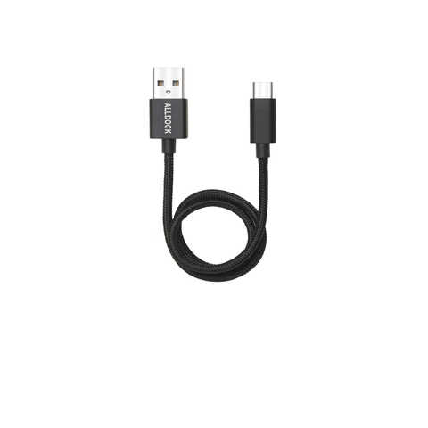C-Type Cable Black