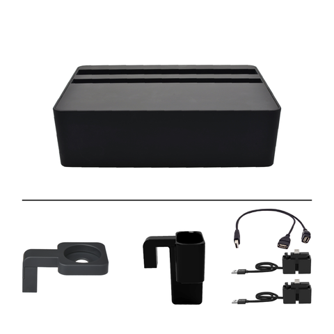 HybridX Wireless Compact Black Apple Package