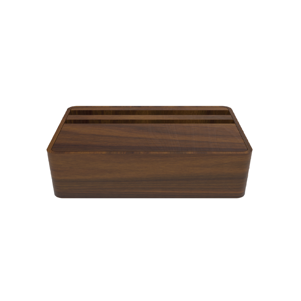 HybridX Compact Wireless Walnut