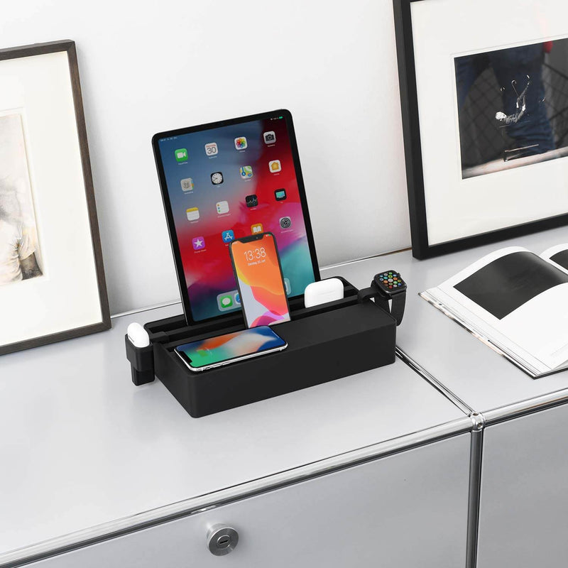 ALLDOCK Wireless Family Station - Black