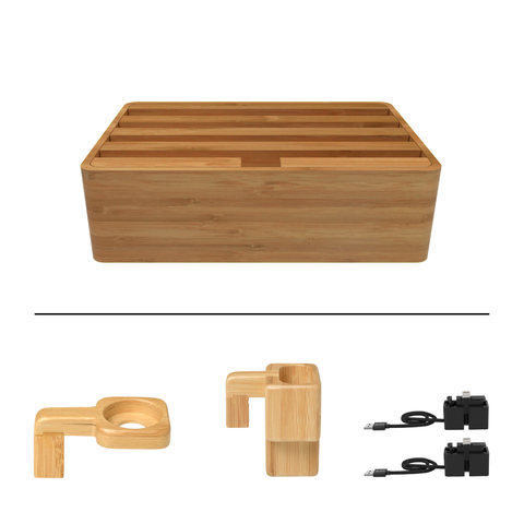 ALLDOCK Classic Bamboo Package