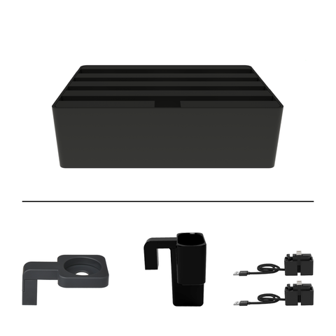 ALLDOCK Classic Black Package