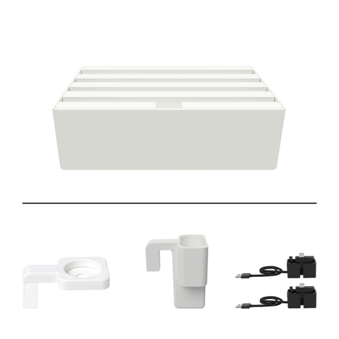 ALLDOCK Classic White Package