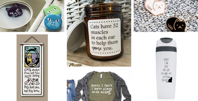 10 Funny Presents for Cat Lovers To Buy Right Meow