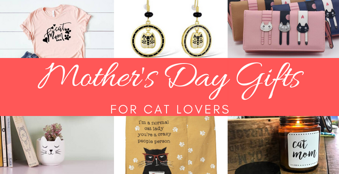 Mother's Day Gifts For Cat Lovers: 10 Gifts She'll Love