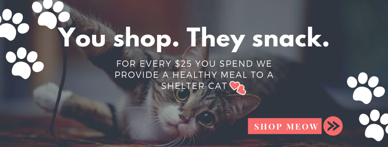 Purrs and Whiskers Giving Back