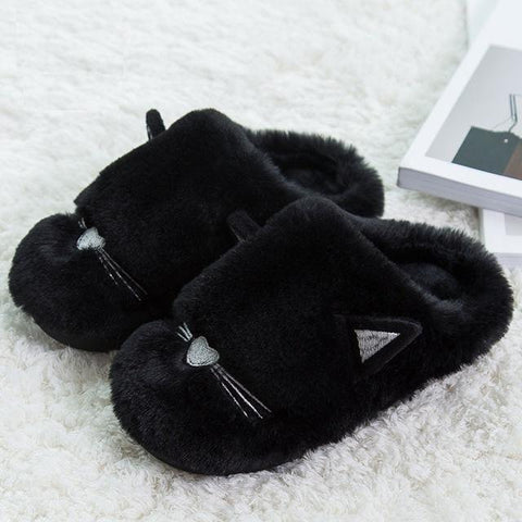 Pick these cat slippers as a fun and unique cat themed gift for him.