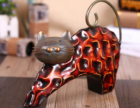 10 Best Gifts for Cat Lovers, Lazy Cat Figurine