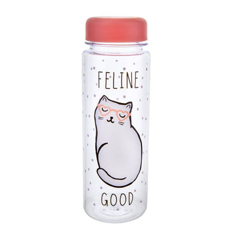Feline Good Water Bottle