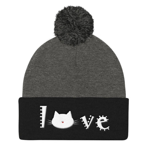 Cat Themed Gifts, Love Cats Beanie