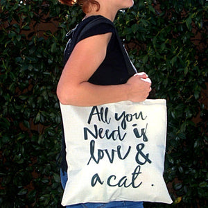 Cat Bag for Cat Lovers