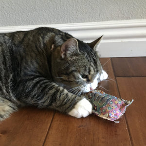Catnip Toys for Cats, Handmade Bag of Catnip Toy