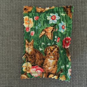 Handmade Bag of Catnip Toy for Cats
