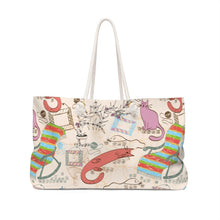 Load image into Gallery viewer, Pick up this cat handbag for a unique cat themed accessory that will stand out and fit all your essentials!