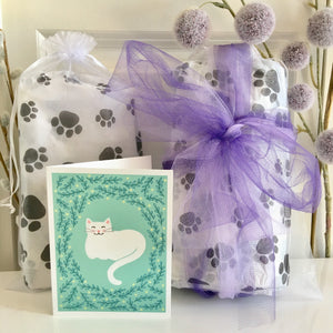 Busy Cat Lover Gift Set