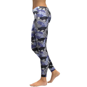 Cute Cat Print Leggings for Women
