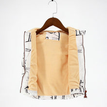 Load image into Gallery viewer, Cat Themed Clothes for Kids, Cartoon Cat Hooded Vest
