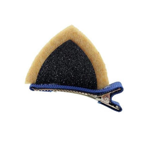 Pick up these black cat ears hair clips and be the life and soul of the party.
