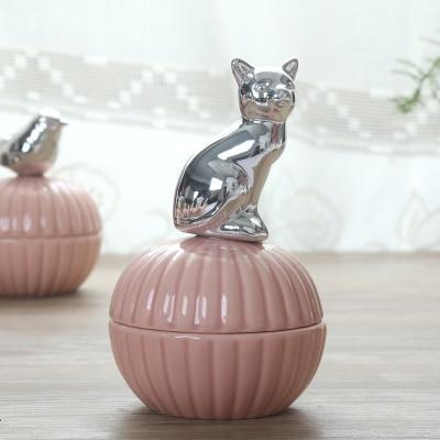 Cute Gifts for Cat Lovers, Gifts for Cat Ladies, Cat Jewelry Box