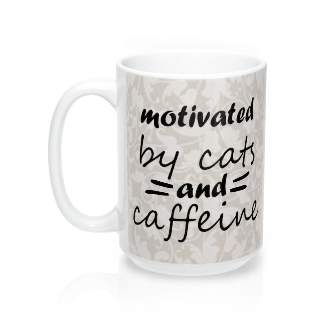 Update your collection of funny cat mugs with this