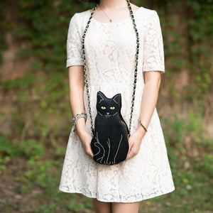 Cat Shaped Purse for Women