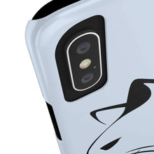 Load image into Gallery viewer, This cat phone case has a perfect fit - the buttons and slits exactly match your phone.