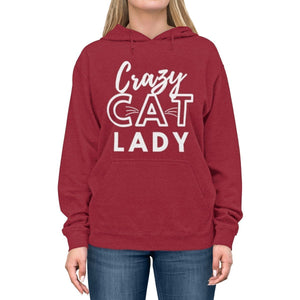 Gifts for Crazy Cat Lovers, Crazy Cat Lady Hoodie