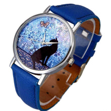 Load image into Gallery viewer, Unique gifts for cat lovers, Dreamy Cat Watch