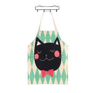 Gifts for Cat Lovers, Fat Kitty Cooking Apron