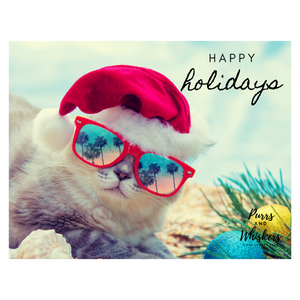 Christmas Gifts for Cat Lovers, $75 Cat Lover Gift Card
