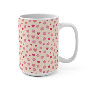 Gifts for Cat Lovers, Cat Lover Mug Featuring a Cat Face and the Text Meow Morning Printed In Black