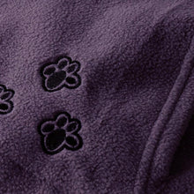 Load image into Gallery viewer, Cat Clothes for Adults, Mewgaroo Pet Holder Fleece Hoodie