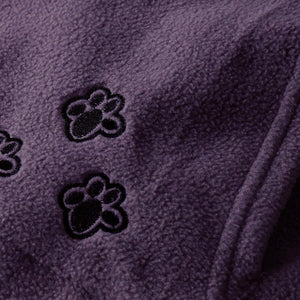 Cat Clothes for Adults, Mewgaroo Pet Holder Fleece Hoodie