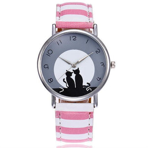 Cat Themed Gifts, Moony Cats Watch
