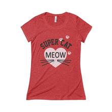 Load image into Gallery viewer, Cat Shirts, Super Cat Tee