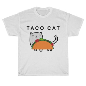 Funny Gifts for Cat Lovers, Hilarious Taco Cat T-Shirt
