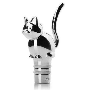 Cat Bottle Stopper