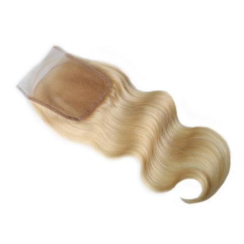 Indian Blonde Closures