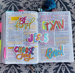 Summer Joy Collection (5 pack) - Bibles and Coffee