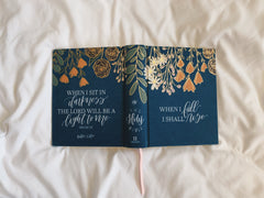 Secret Garden ESV Journaling Bible - Bibles and Coffee
