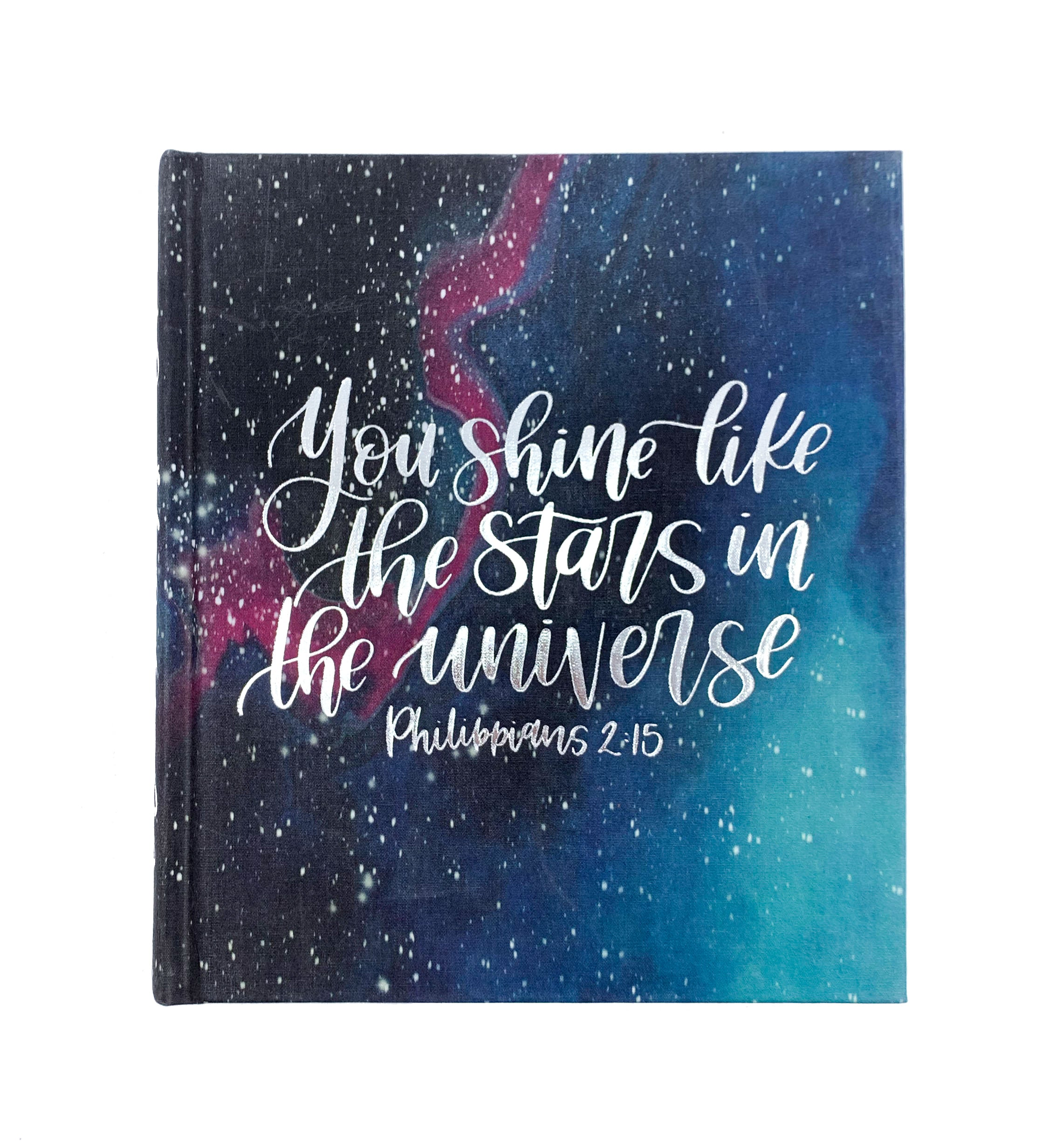 Galaxy ESV Journaling Bible - Bibles and Coffee