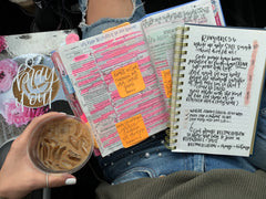 Washi Tape - Bibles and Coffee